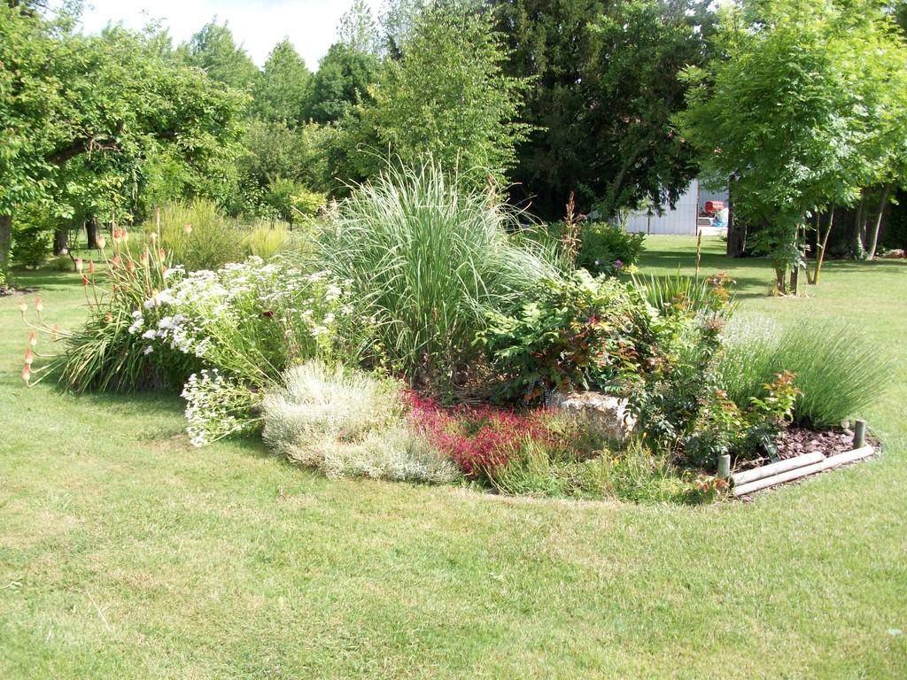 Empreinte verte dampierre cr ation de jardins for Entretien jardin 41